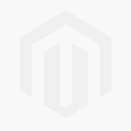 Trinity Tri-Colour Square Hoop Pendant with Swarovski® Crystals